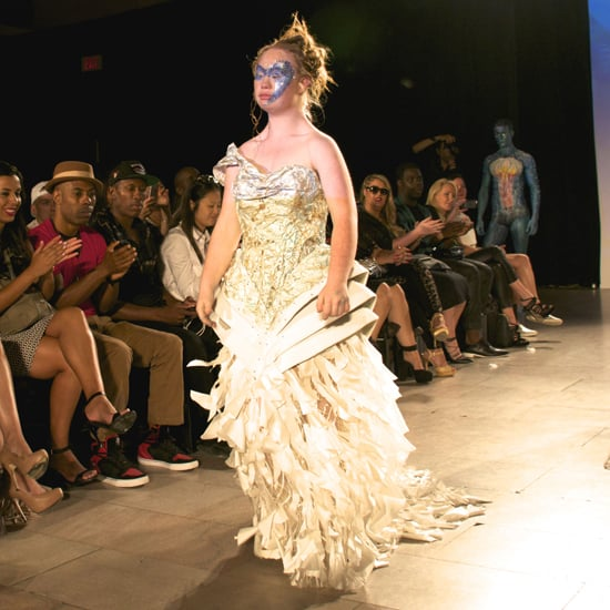 Maddy Stuart Model With Down Syndrome Walks at Fashion Week