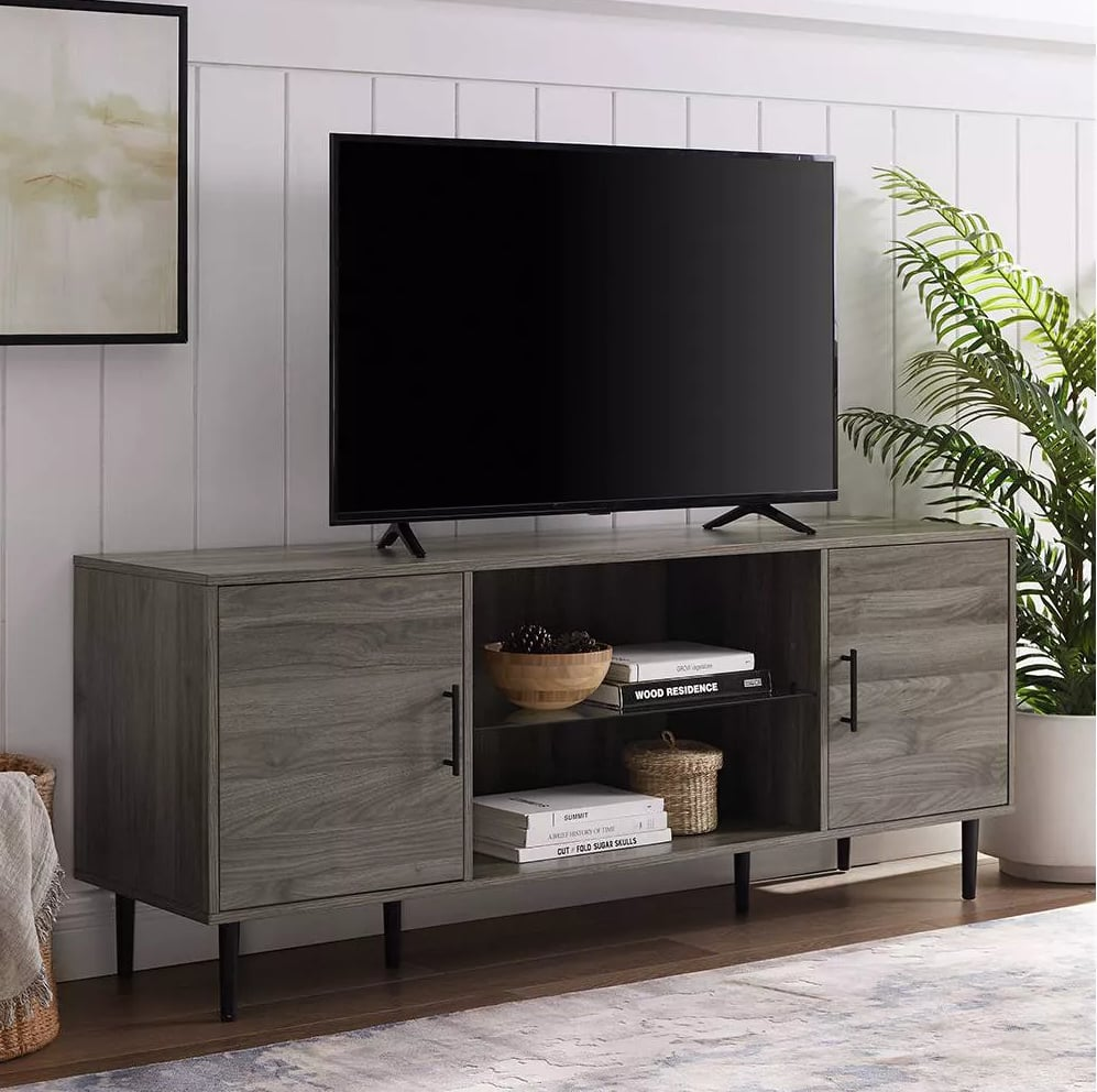 Two Door TV Console