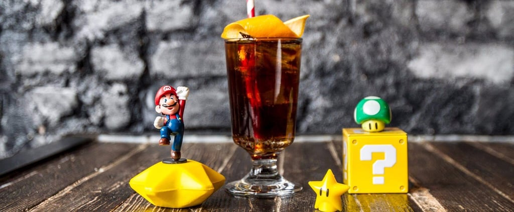 This Super Mario Pop-Up Bar Is Straight Out of Mushroom Kingdom