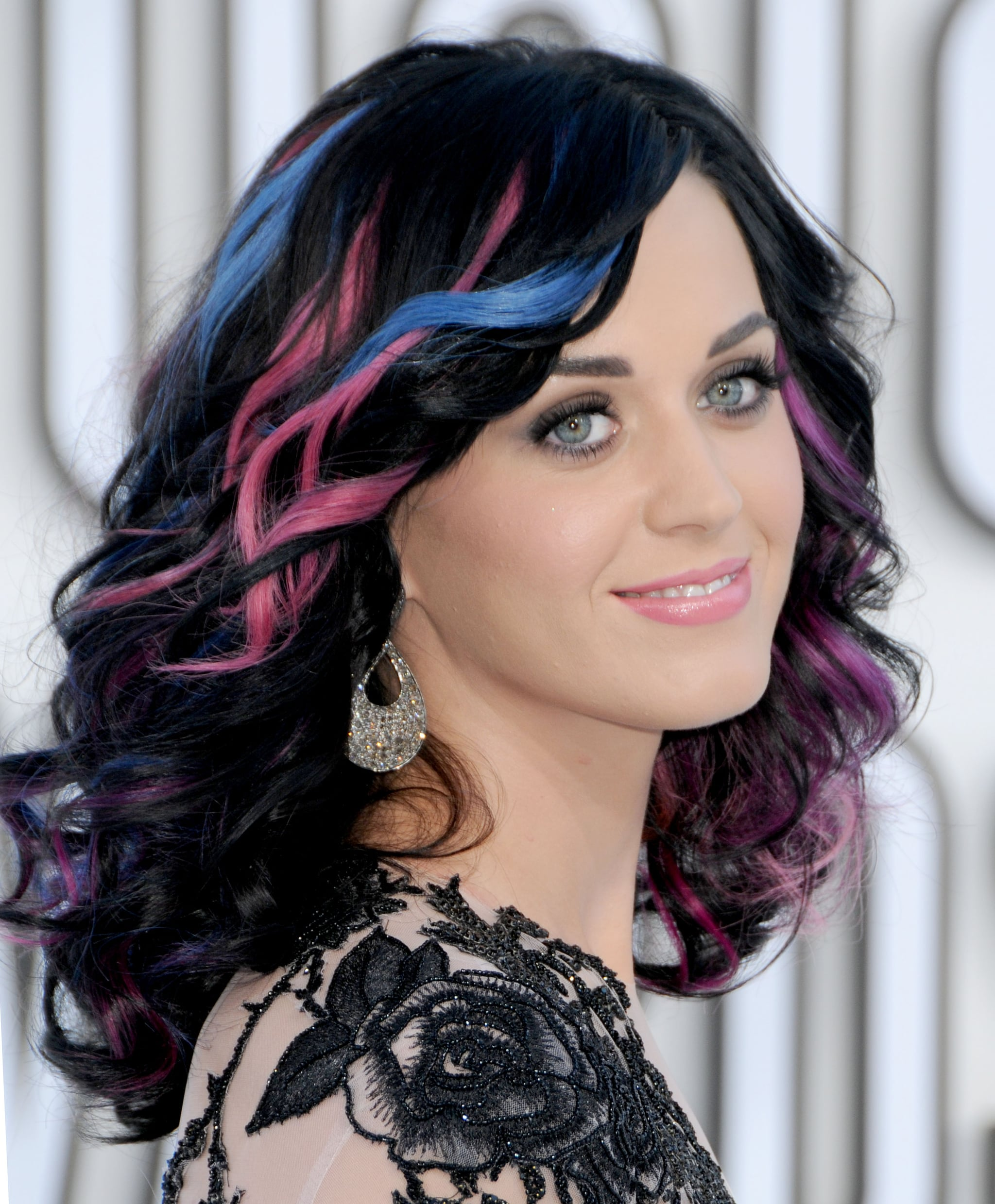 What Is Katy Perry S Natural Hair Color Popsugar Beauty
