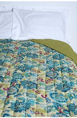 Ask Casa: A Cheap Quilt Alternative?