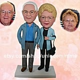 Custom Figurines or Bobblehead Dolls