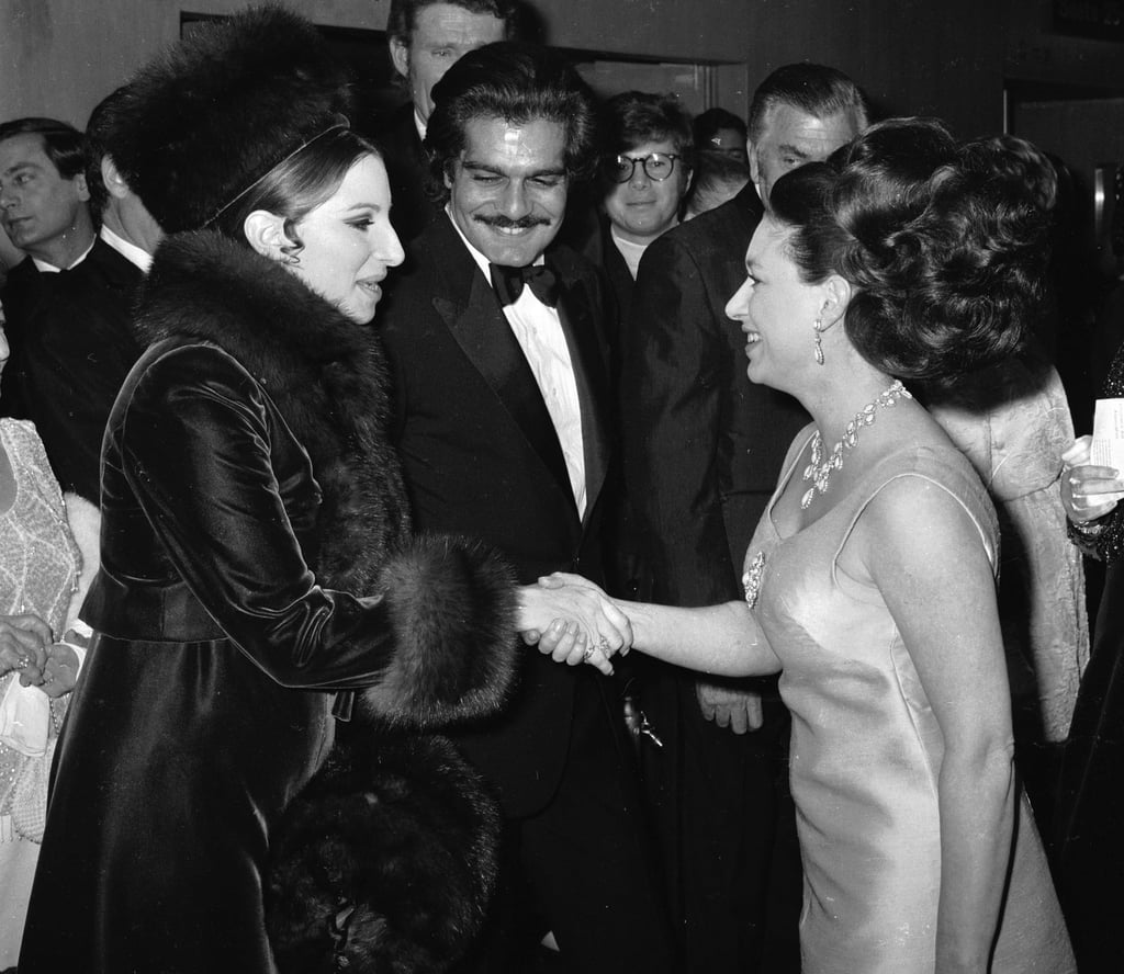 Princess Margaret With Celebrities Pictures