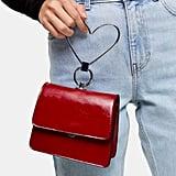 Topshop Lily Mini Heart Grab Bag