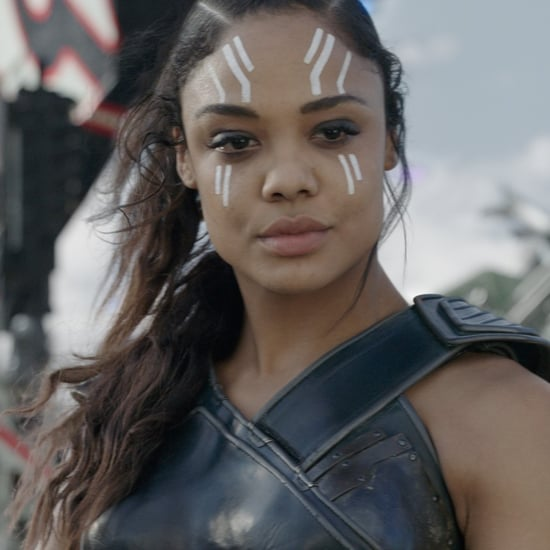 Tessa Thompson Thor: Ragnarok DVD Interview March 2018