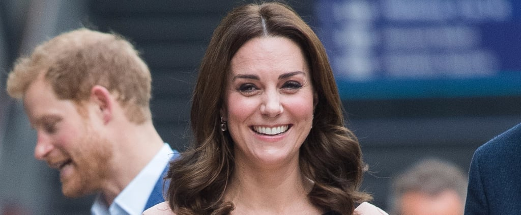 Looks Like the Duchess of Cambridge Just Switched Up Her Pregnancy Hair!