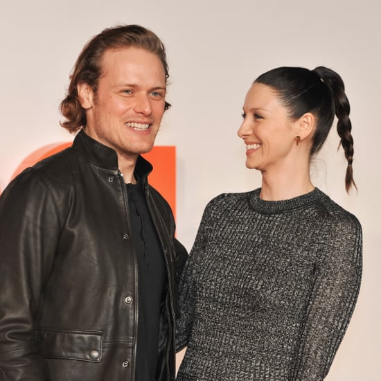 Caitriona Balfe and Sam Heughan | Trainspotting 2 Premiere