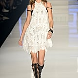 Gisele Bündchen's Last Runway Show For Colcci at São Paulo Fashion Week Summer 2016