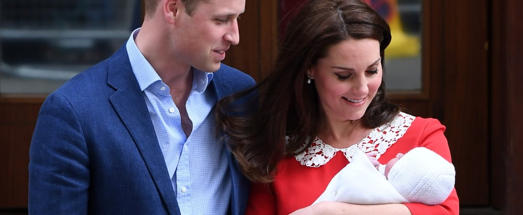 Royal Baby First Appearance Pictures 2018