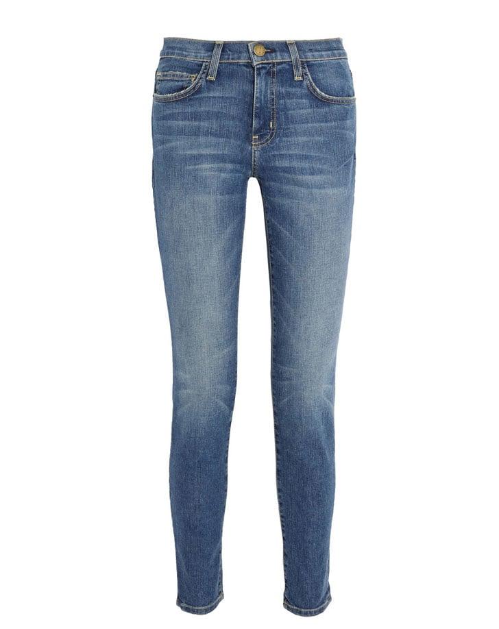 Current/Elliott 'The Mamacita' Slim-Leg Jeans ($240)