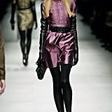 Burberry Prorsum Fall 2007