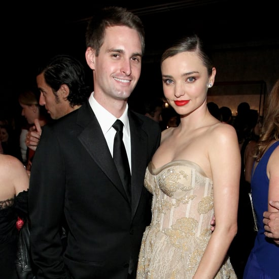Miranda Kerr and Evan Spiegel Welcome First Child