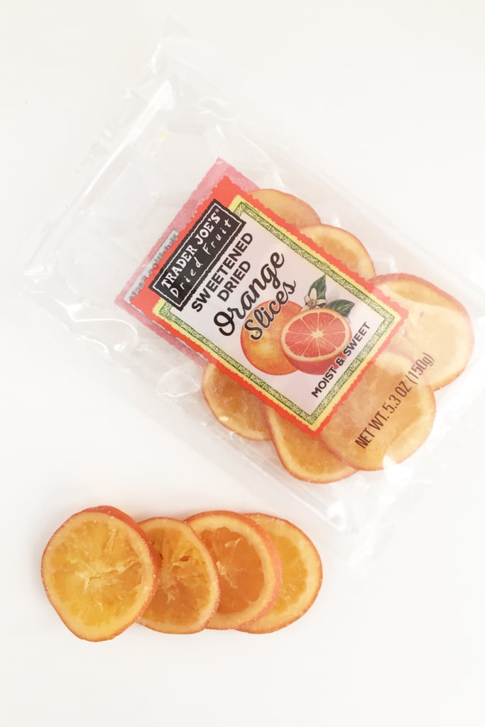 Pick Up: Sweetened Dried Orange Slices ($2)