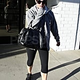 Jessica Simpson Amps Up Her Wedding Workout Routine
