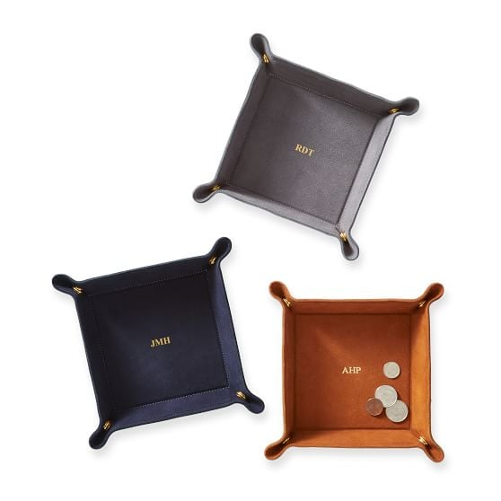 Mark & Graham Classic Suede Catchall