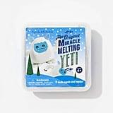 Cupcakes & Cartwheels Miracle Melting Yeti