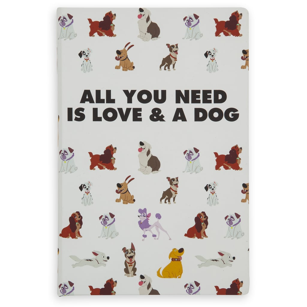 Disney Dogs Stationery Set