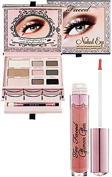 Enter to Win Too Faced Naked Eye Soft & Sexy Eye Shadow Collection and Glamour Glosses 2010-09-10 23:30:00