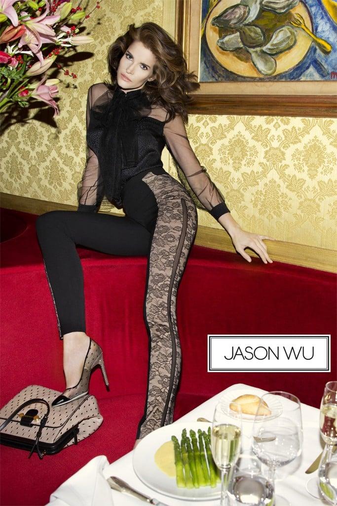 Jason Wu Spring 2013