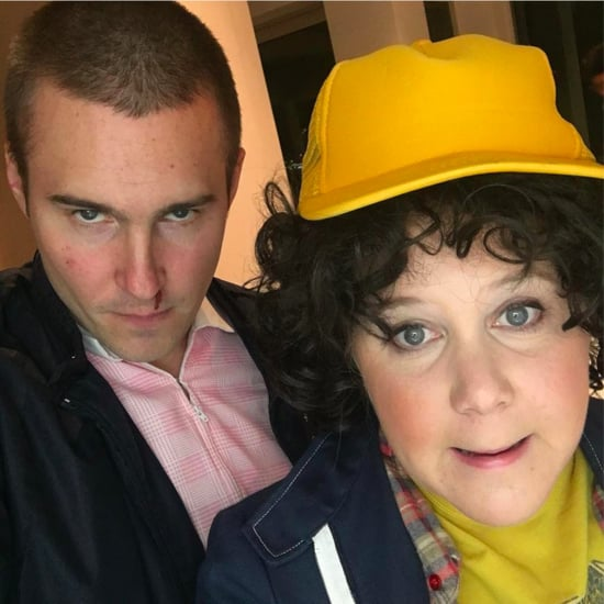Celebrities in Stranger Things Costumes