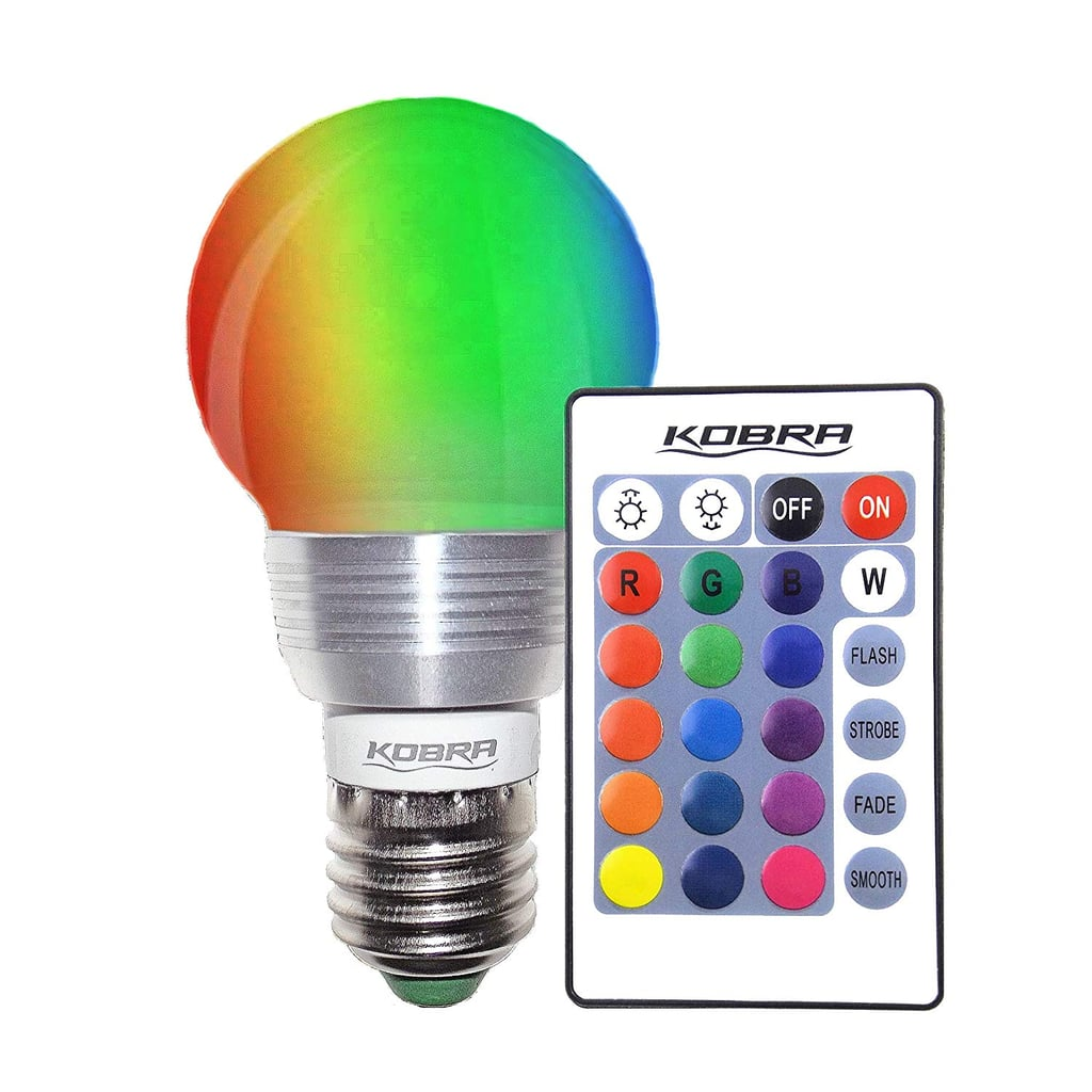 Kobra LED Bulb Color Changing Light Bulb