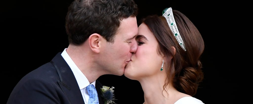Princess Eugenie's Wedding Earrings