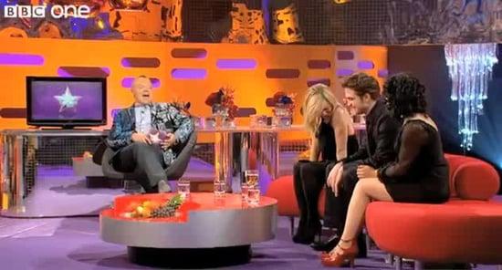 Video of Robert Pattinson on The Graham Norton Show 2011-05-06 14:10:00
