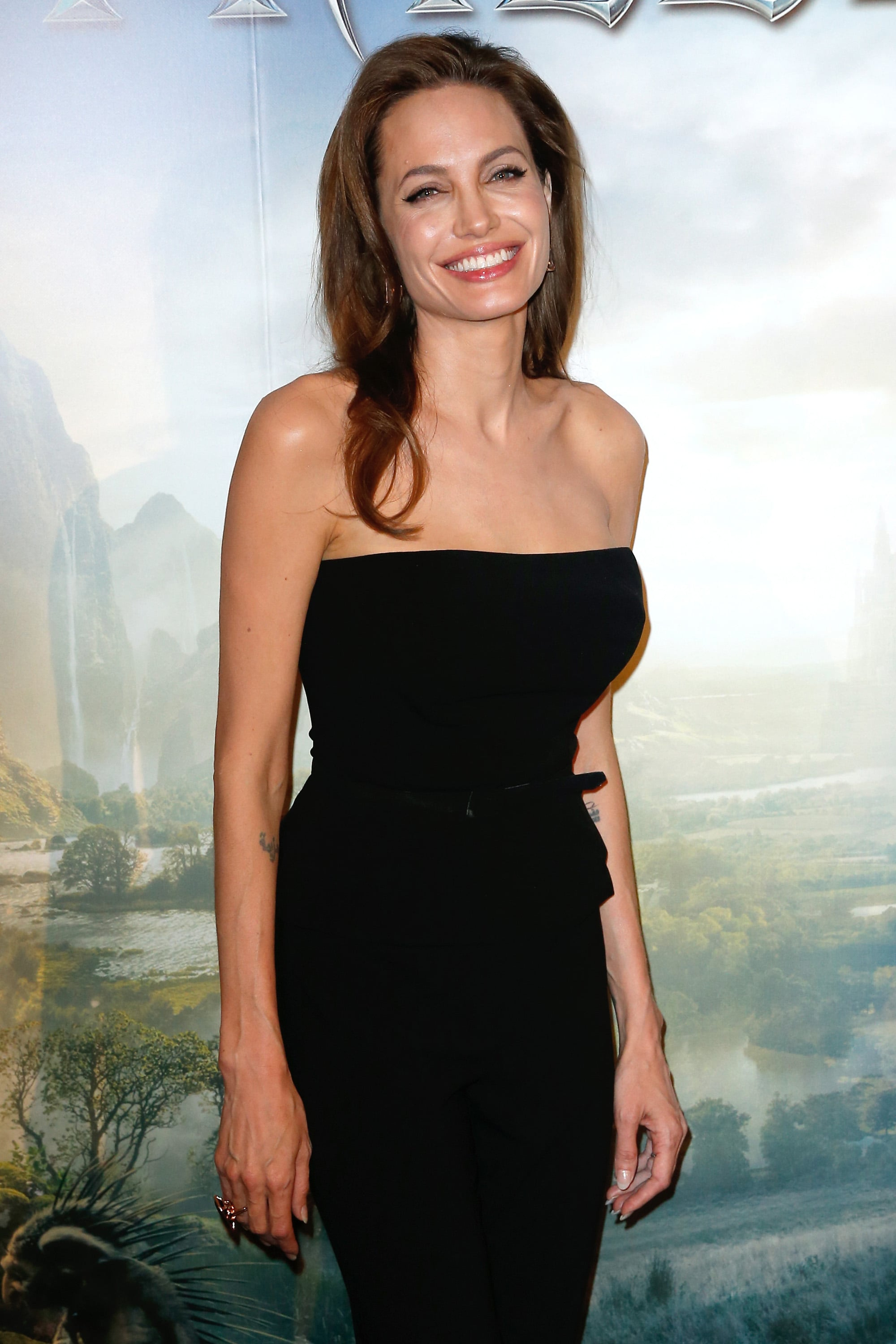 Celebrity Entertainment Angelina Jolie Doesn T Scare