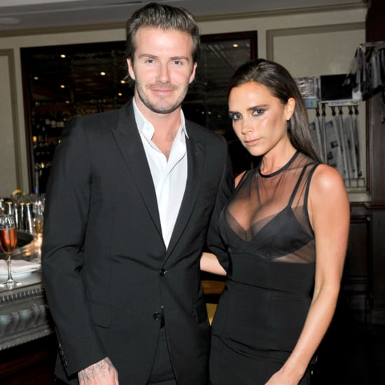 Victoria Beckham Talks David Beckham Split Rumours