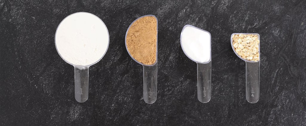 Visual Measuring Cups For Kids