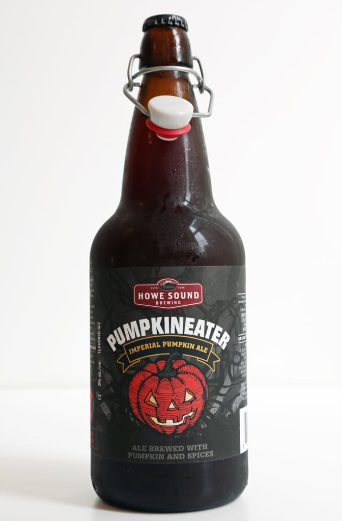 Howe Sound Pumpkineater Imperial Pumpkin Ale
