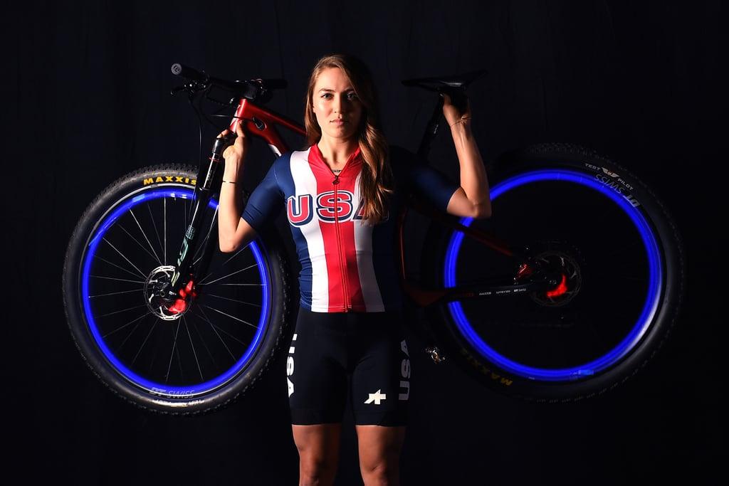 Kate Courtney, Mountain Biking