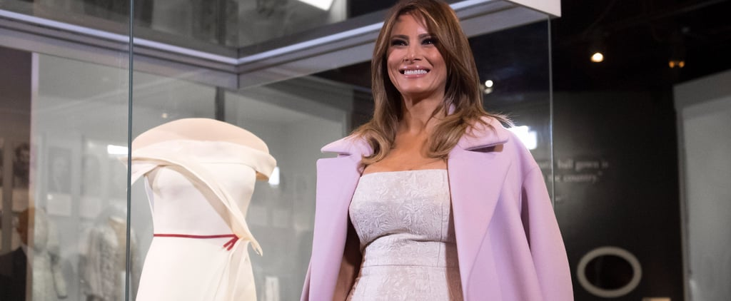 29 of Melania Trump's Looks That Sparked Quite the Conversation in 2017