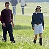 Kate Attended the Badminton Horse Trials With William's Best Friend