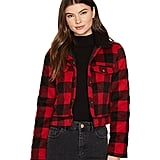 BB Dakota Plaid Jacket