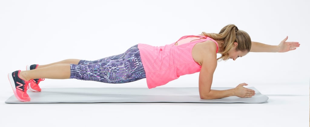 This 5-Minute Ab Workout Will Help You Run Stronger