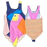 Stella McCartney Jasmine Parrot Swimsuit