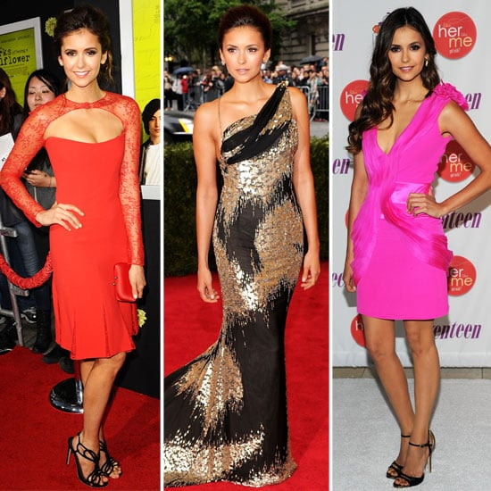 See The Vampire Diaries' Nina Dobrev Style Through the Years