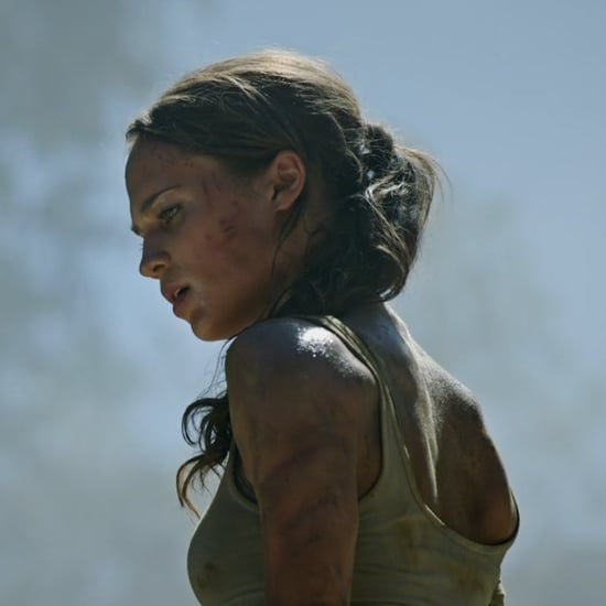 Tomb Raider's Alicia Vikander and Walton Goggins Interview