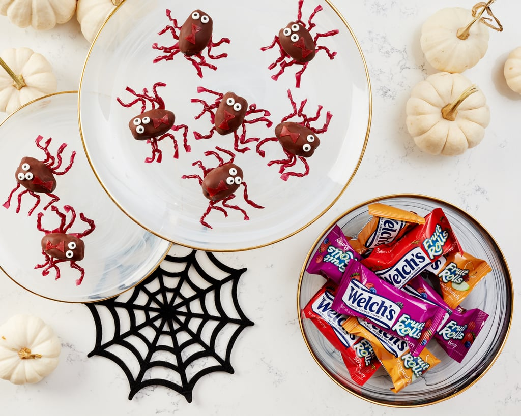 Cook Up Crave-Worthy Chocolate Spiders