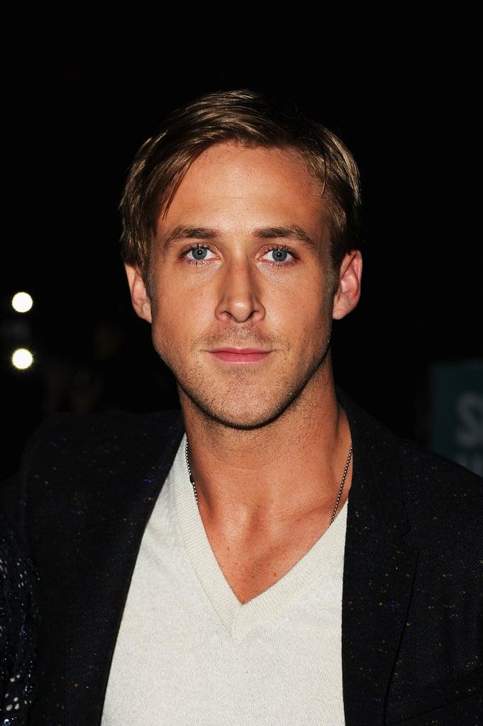 Ryan Gosling turned out to support the movie.