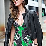 Australian Fashion Week Beauty Street Style 2014