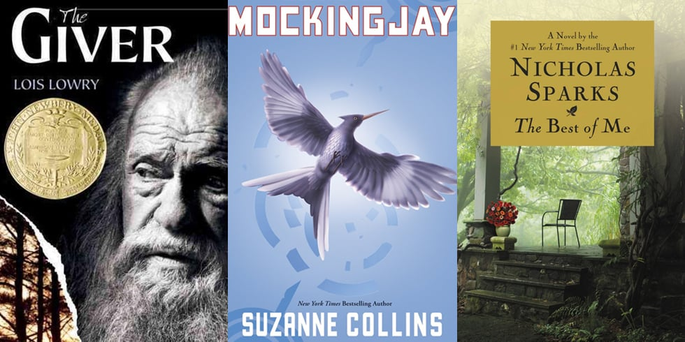 Books Being Made Into Movies Winter 2013