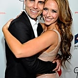 In 2012, Jennifer hooked up with her Client List costar Colin Egglesfield . . .
