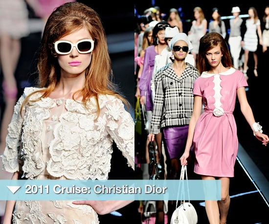 Photos of 2011 Dior Cruise Show in Shanghai by John Galliano