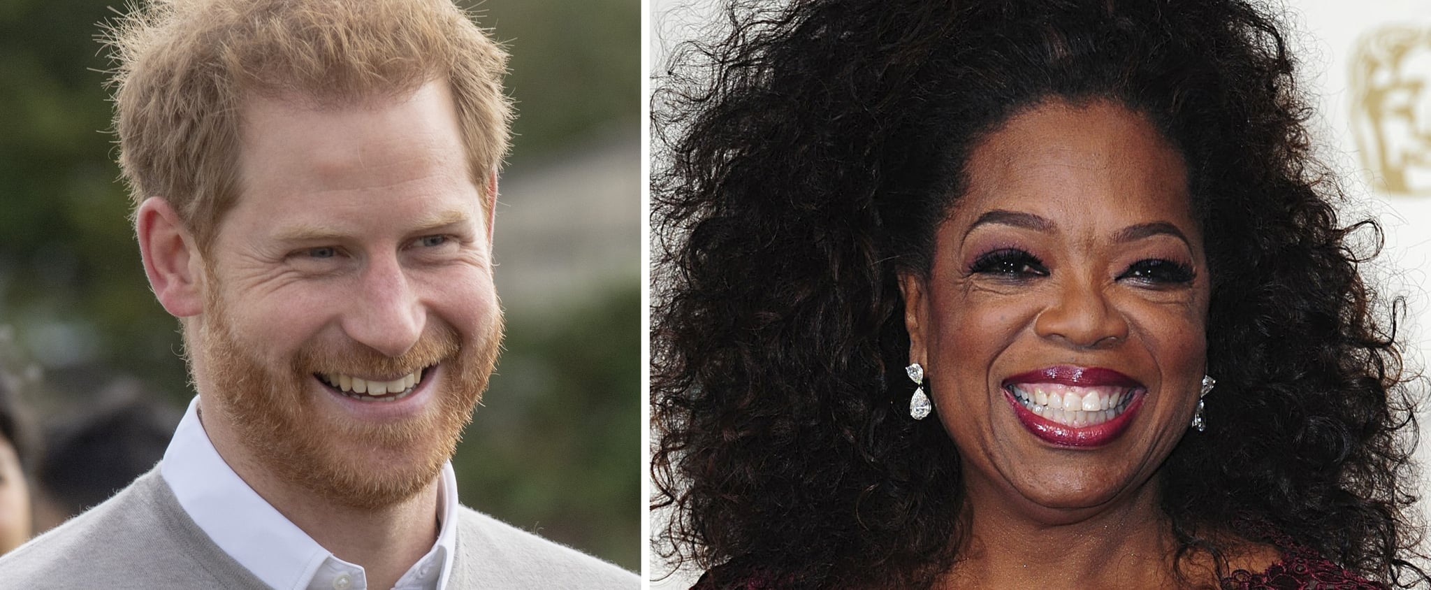 Prince Harry and Oprah Mental Health Series Release Date
