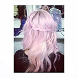 Pink Waterfall Braid