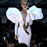 Celine Dion Dress 2017 Billboard Music Awards