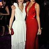 "Her Gossip Girl costar Leighton Meester is a cool 5'5""."