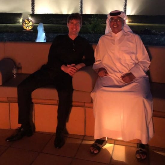 Tom Cruise Abu Dhabi 2018